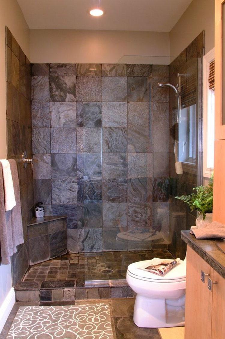 Idee per arredare un bagno piccolo n.12