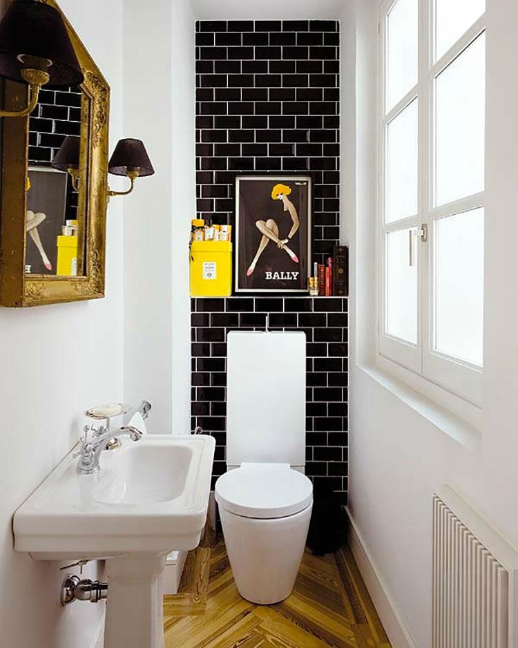 Idee per arredare un bagno vintage n.15