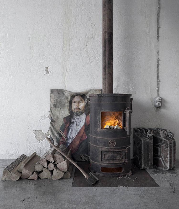 Arredamento per una casa shabby chic n.13