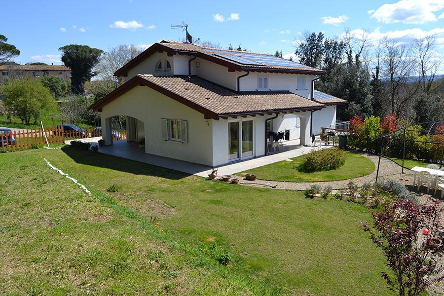 Casa in bioedilizia di Toscana Legno