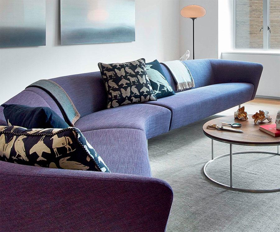 Modello di divano Arper