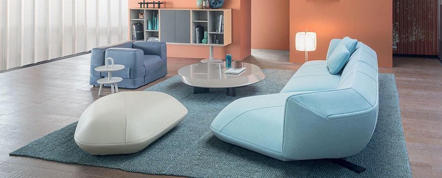 Modello di divano Cassina