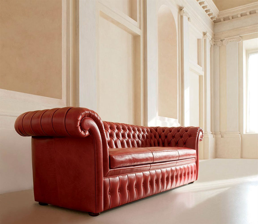 Modello di divano di lusso Mascheroni n.01