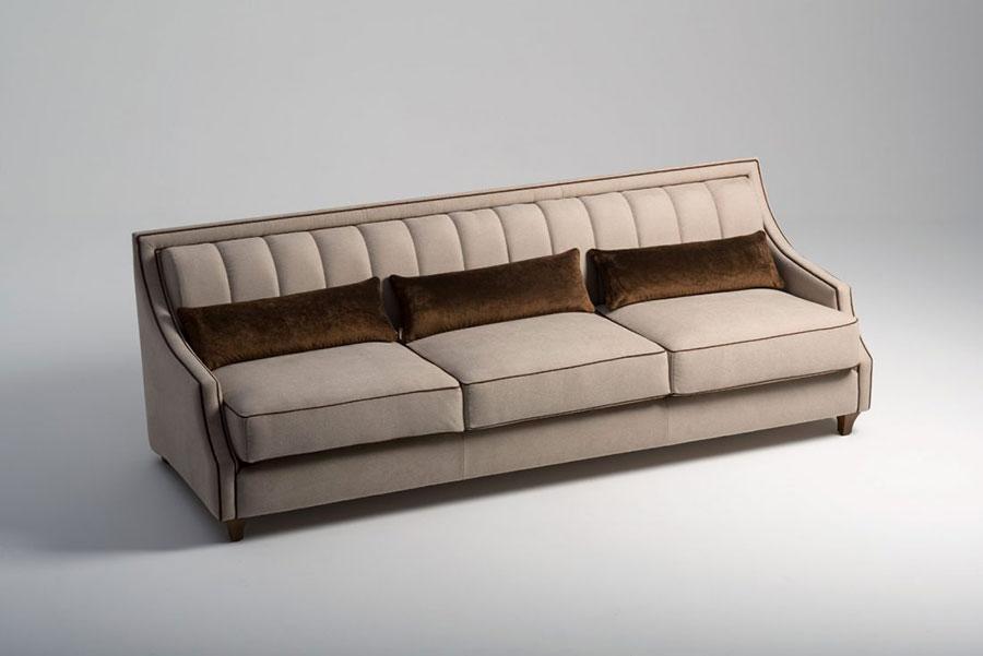 Modello di divano di lusso Mantellassi n.2
