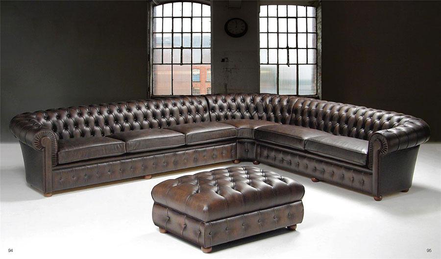 Modello di divano di lusso Mantellassi n.3