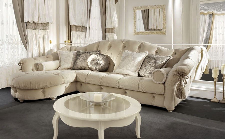 Modello di divano di lusso BM Style n.1