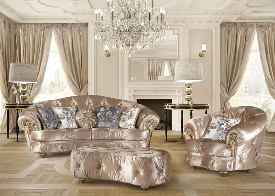Modello di divano di lusso BM Style n.3