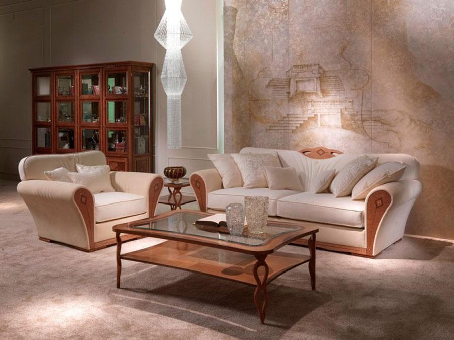 Modello di divano di lusso Carpanelli n.1