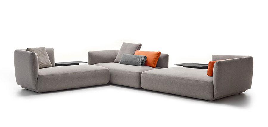 Modello di divano MdfItalia