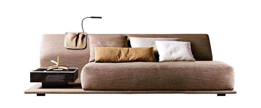 Modello di divano Molteni