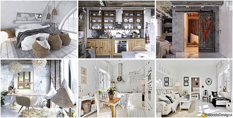 Come arredare una casa in stile shabby chic ecco 4 for Case arredate stile shabby