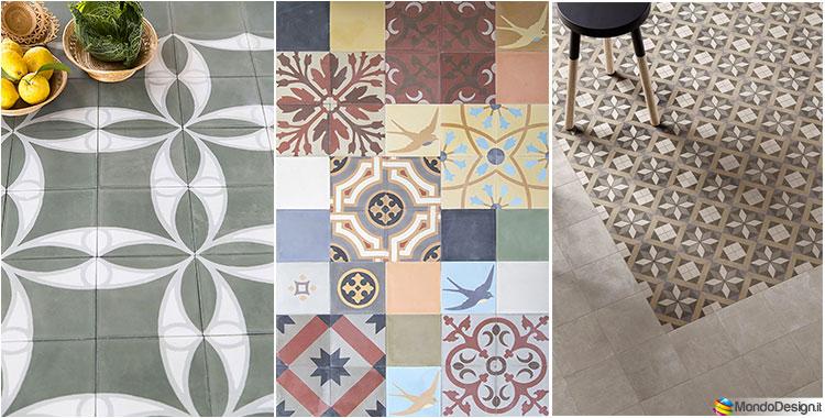 Pavimento in cementine 24 idee per una casa di tendenza - Idee pavimenti casa ...
