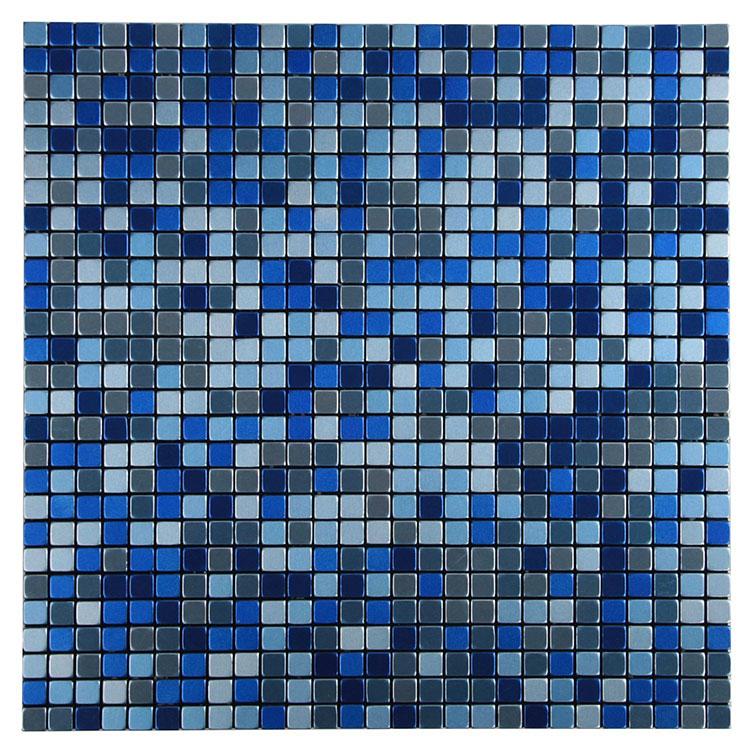 Modello di piastrelle adesive per cucina effetto mosaico n.10