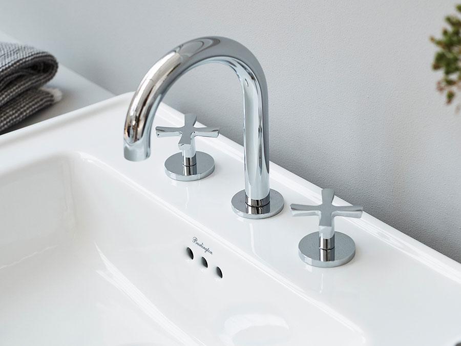 Modello rubinetto bagno vintage n.02