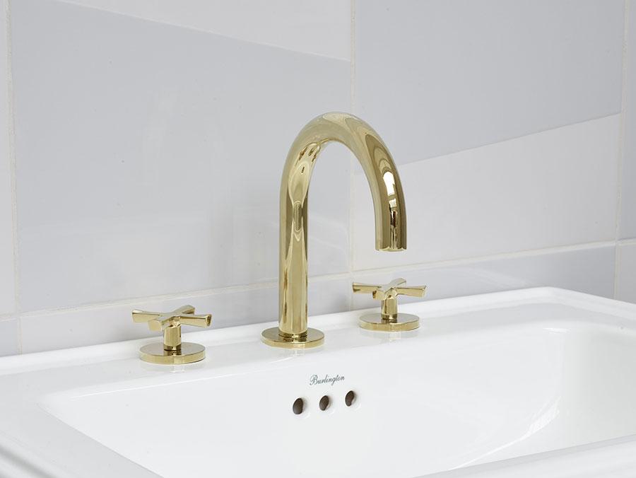 Modello rubinetto bagno vintage n.03