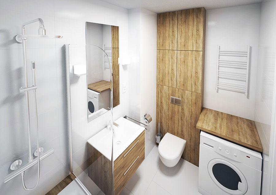 Come arredare un monolocale di 25 30 mq ecco 4 progetti for Arredare appartamento di 100 mq