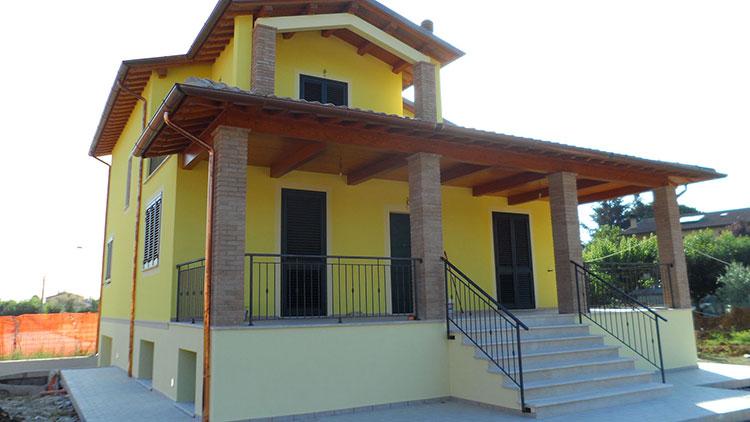 Casa prefabbricata in legno di Mariotti Prefabbricati