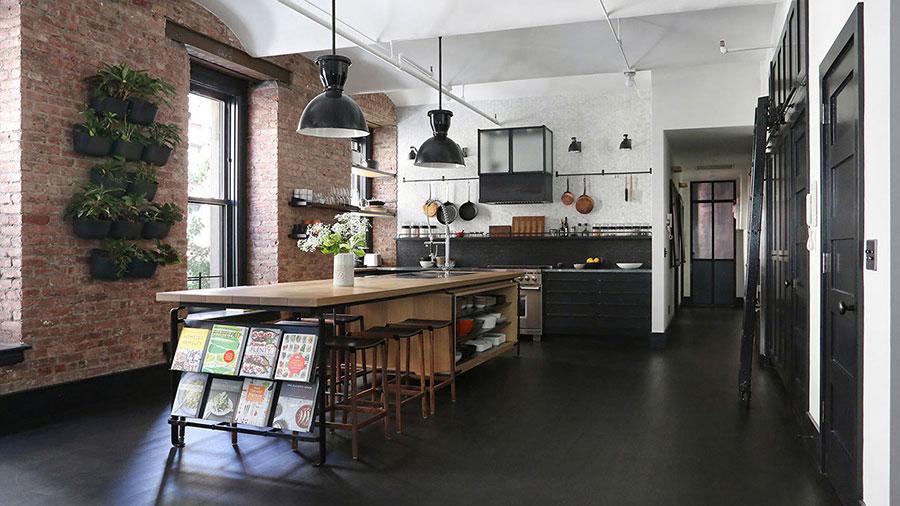Idee di arredamento per un loft in stile newyorkese n.04