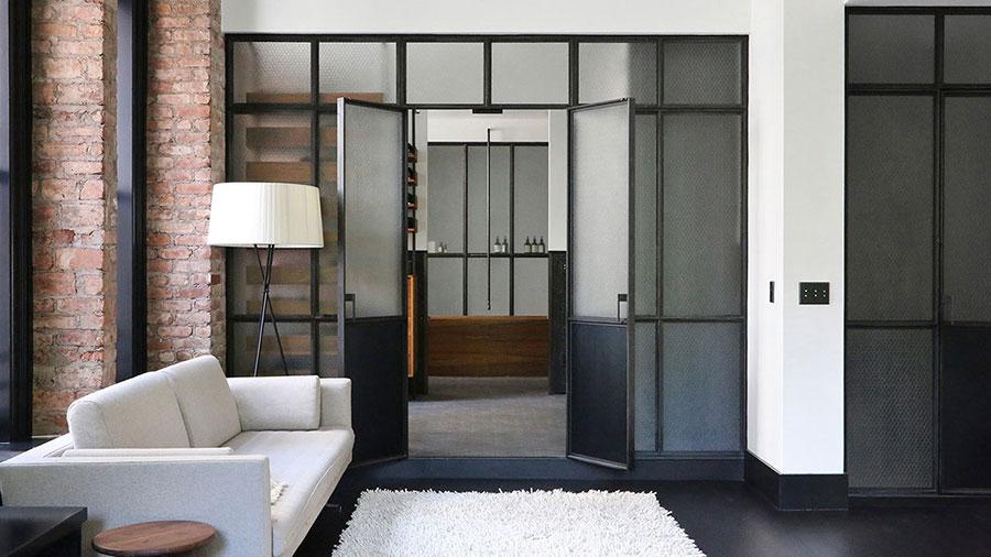 Idee di arredamento per un loft in stile newyorkese n.07