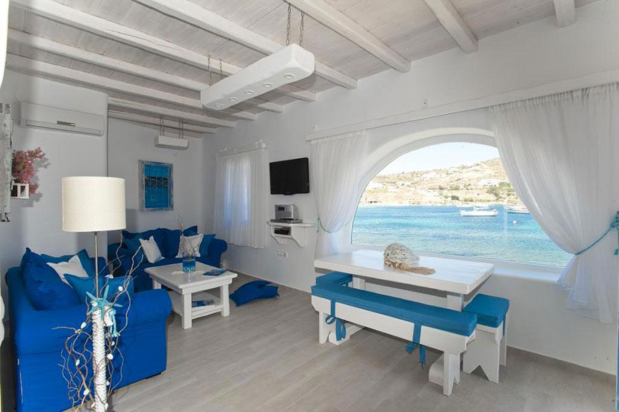 Idee per arredare casa al mare 40 foto di interni in for Stili per la casa
