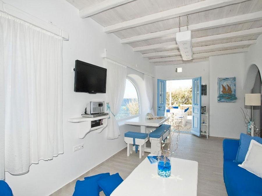 Arredare Casa Al Mare Immagini : Idee per arredare casa al mare: 40 foto di interni in stile marinaro