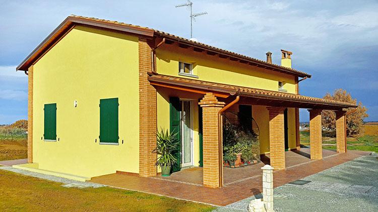 Costruttori di case in legno nelle Marche Castellani Case in Legno