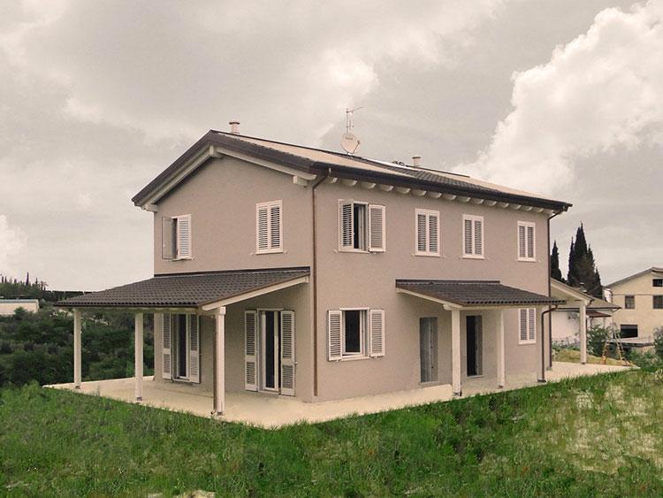 Costruttori di case in legno nelle Marche KreAlegno