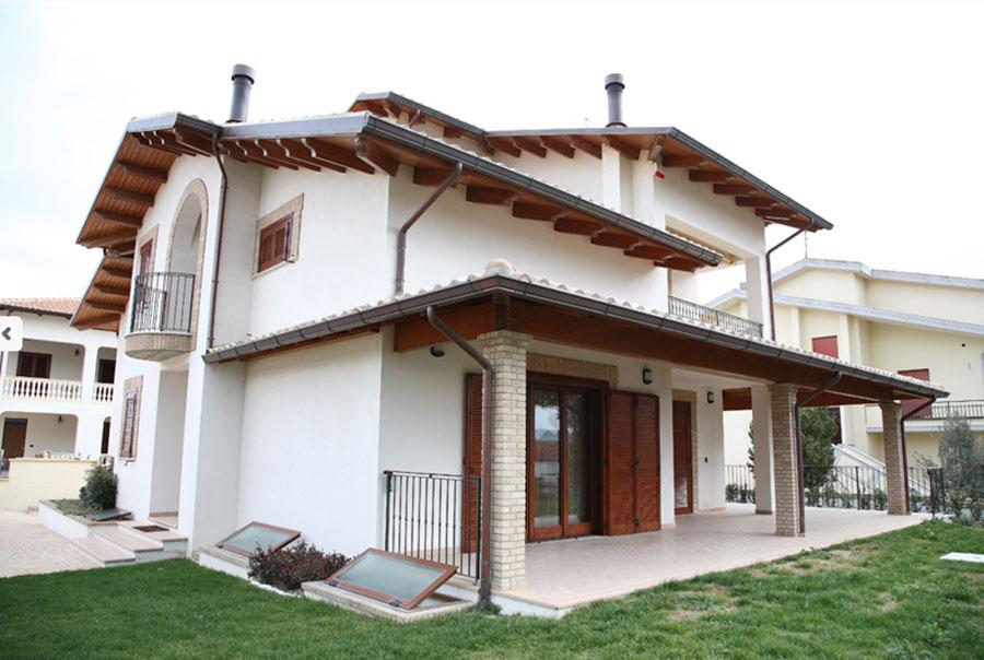 Costruttore di case in legno in Abruzzo TGT Legno