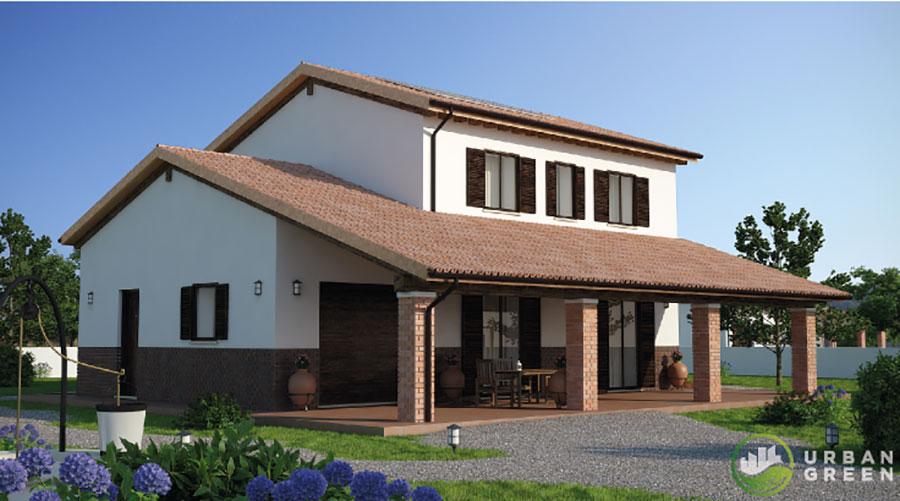 Costruttore di case in legno in Abruzzo UrbanGreen