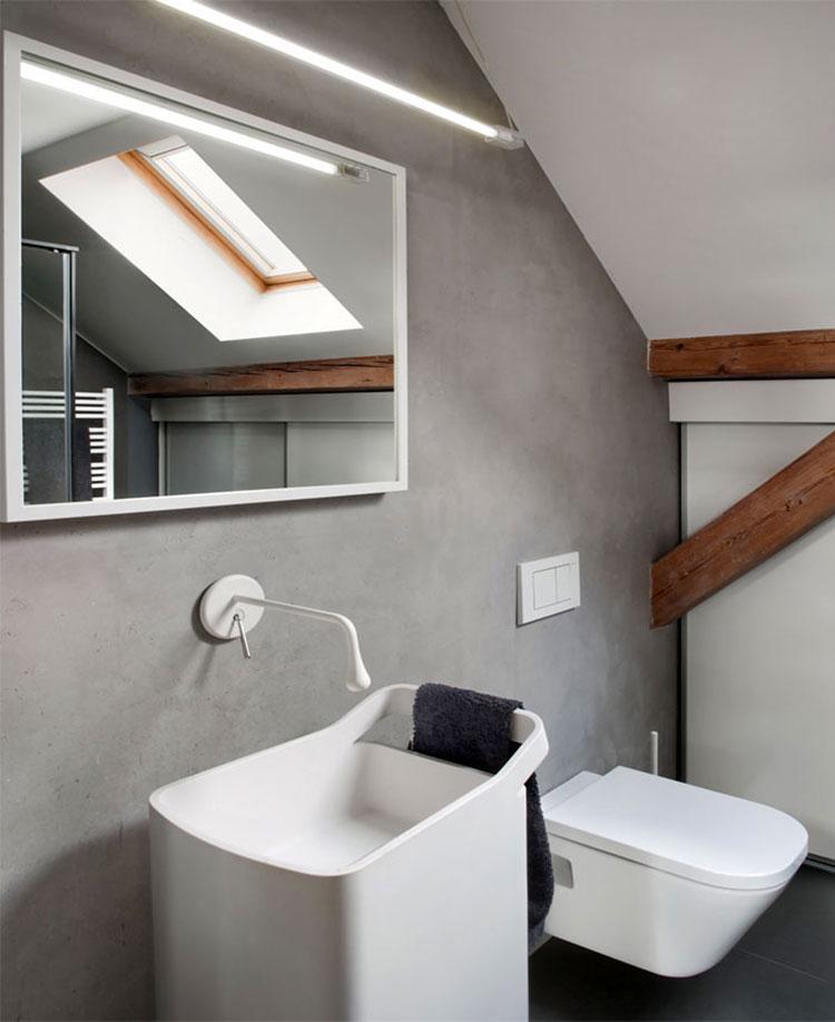Idee di arredamento per loft in stile moderno n.16