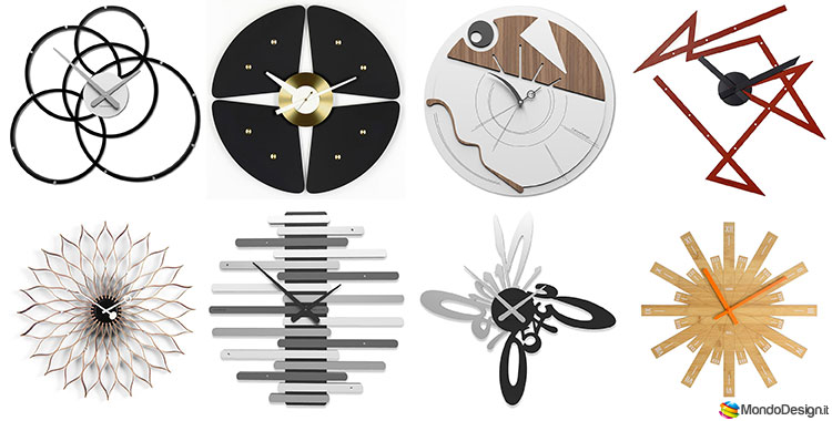 Orologi da parete moderni di design - Orologi da parete moderni ...