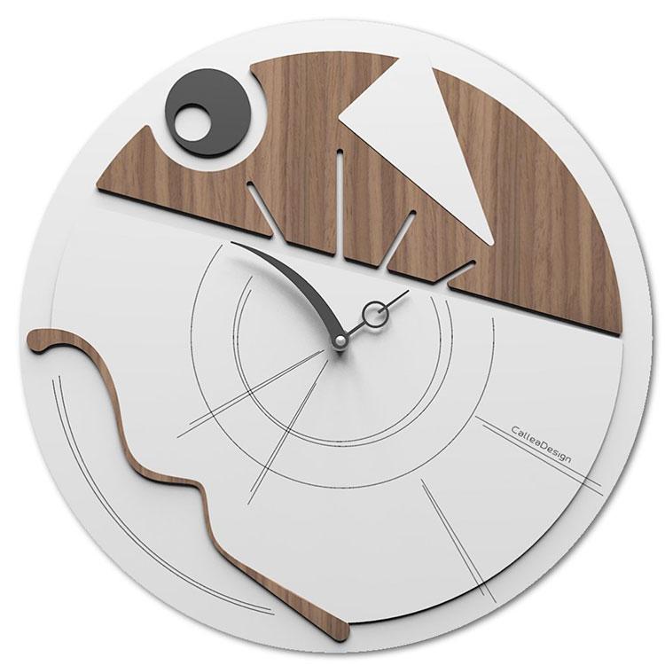 Modello di orologio da parete Art-O di CalleaDesign