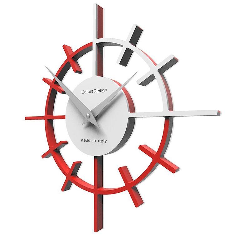 Modello di orologio da parete Crosshair di CalleaDesign