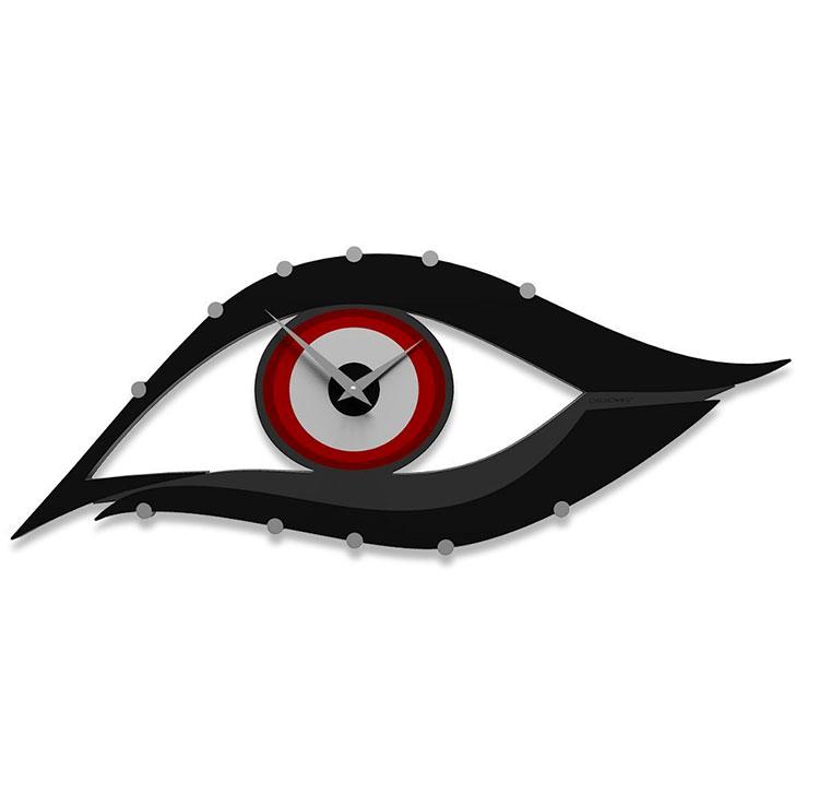 Modello di orologio da parete Occhio di CalleaDesign