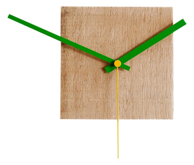 Modello di orologio da parete Nature di Diamantini & Domeniconi