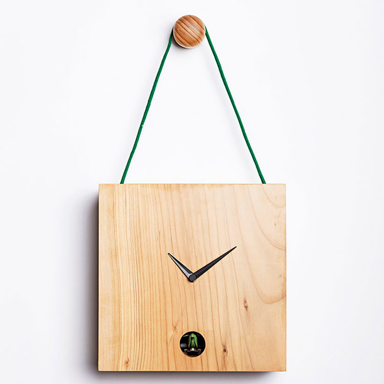 Modello di orologio da parete Toiture di Diamantini & Domeniconi