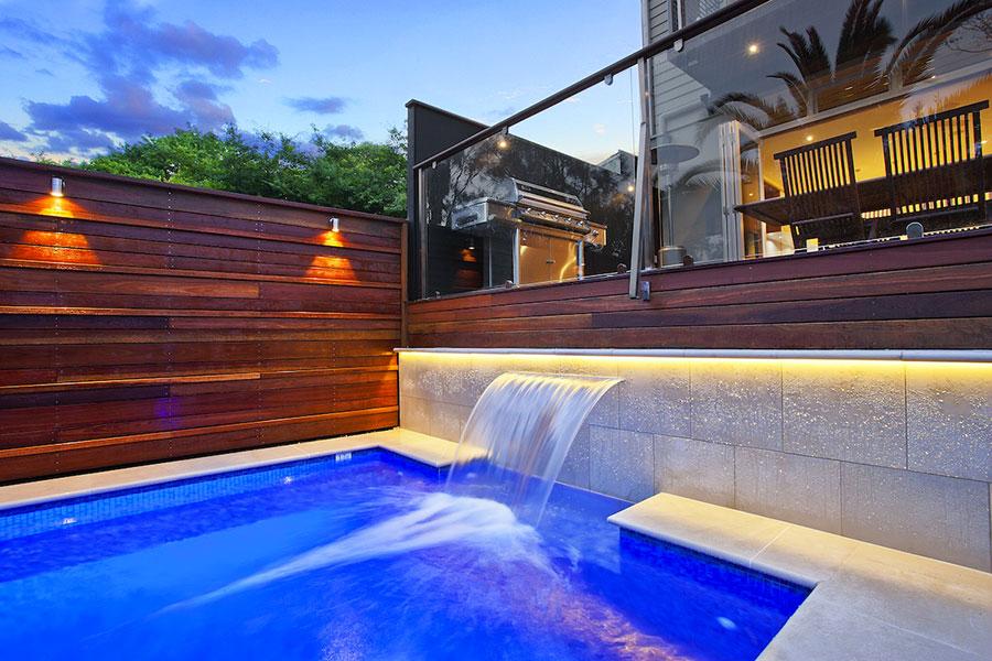 Permessi per la costruzione di piscine