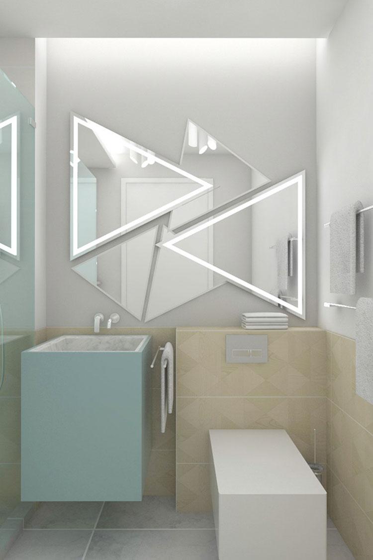 Bagni piccoli progetti top cheap perfect connu progetti di bagni piccoli fabulous progetto - Progetto bagno piccolo idee ...