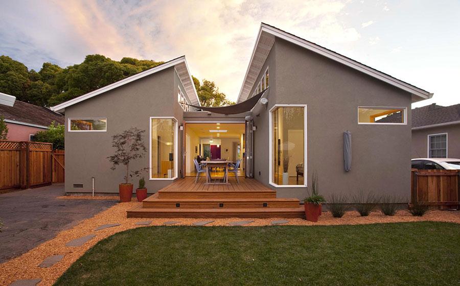 Colori Case Moderne Esterno.Colori Per Esterni Della Casa 78 Foto Di Facciate Con Tinte