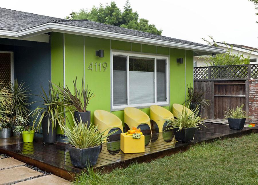 Colori Esterni Di Casa : Colori per esterni della casa foto di facciate con tinte