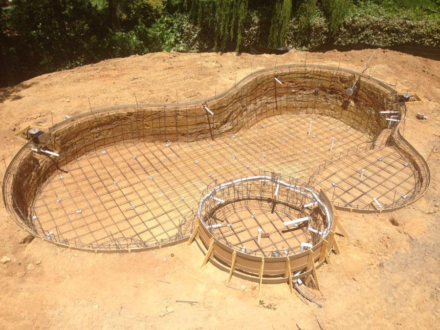 Permessi per la costruzione di una piscina