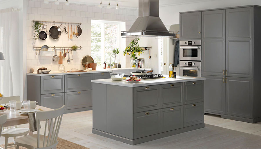 Beautiful Cucina Con Isola Ikea Pictures - Home Interior Ideas ...