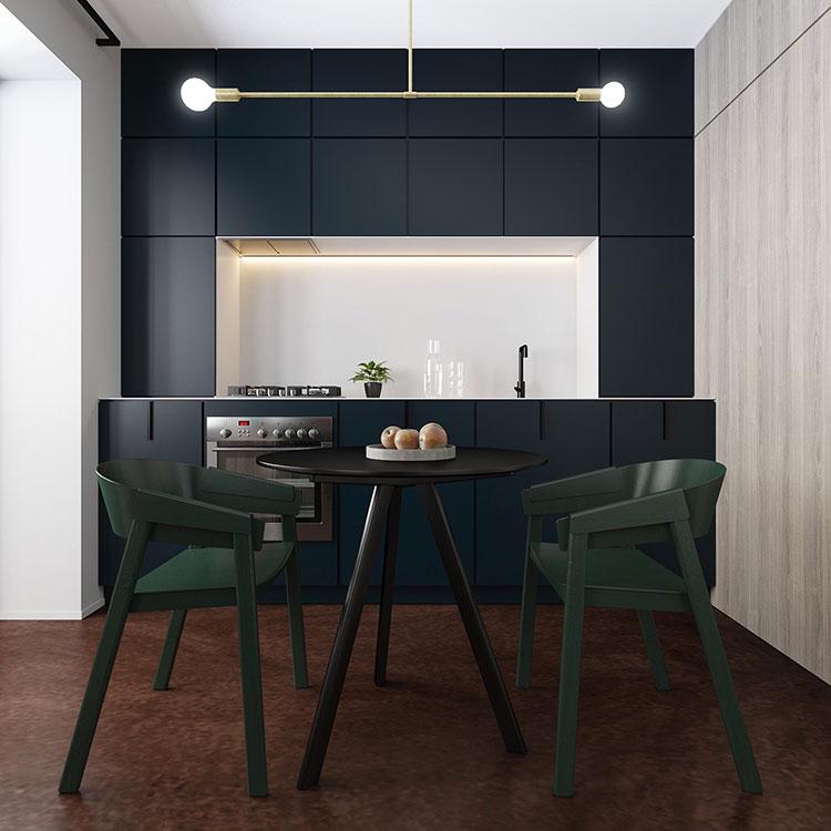 Modello di cucina lineare n.24