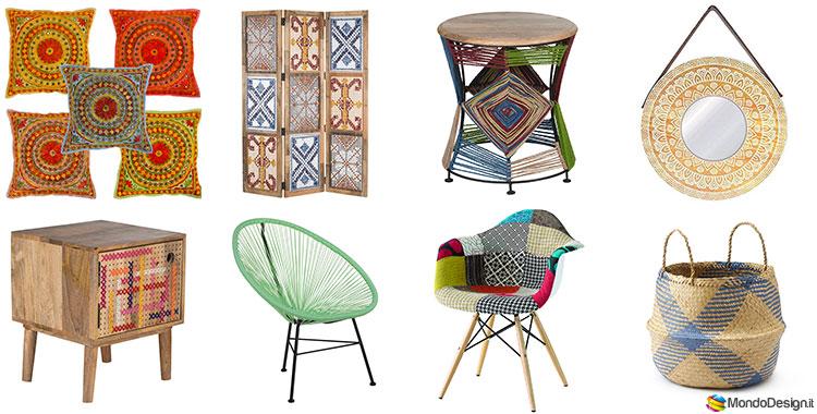 Mobili e accessori boho chic in vendita online for Vendita mobili online design