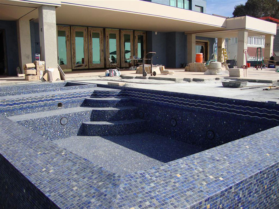 Permessi per ristrutturare una piscina