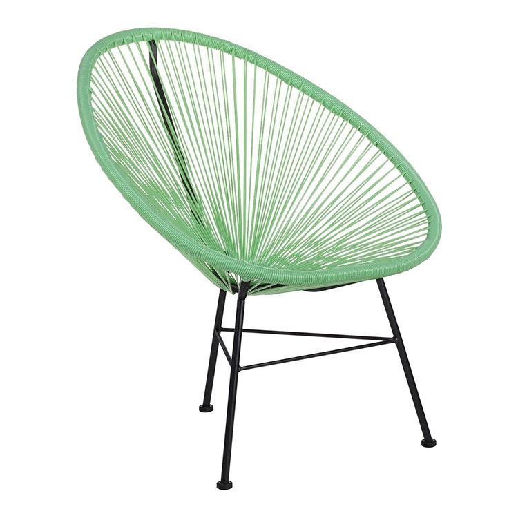 Modello di sedia boho chic n.01