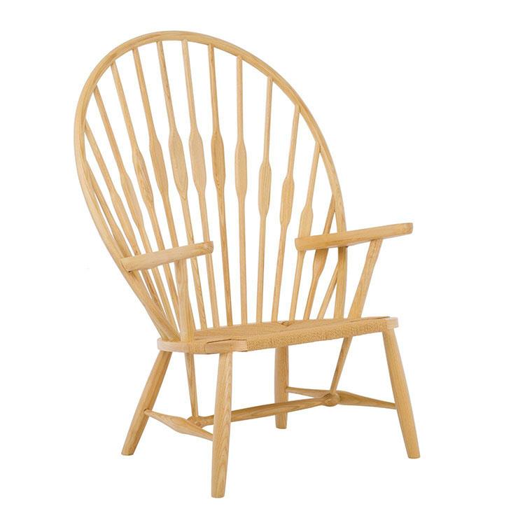 Modello di sedia boho chic n.02