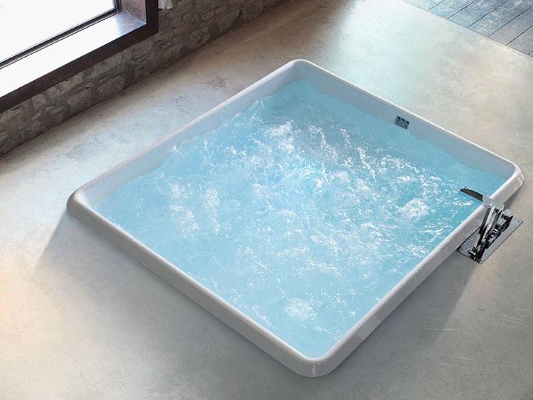 Vasca da bagno quadrata 28 images vasca da bagno - Vasca da bagno quadrata ...