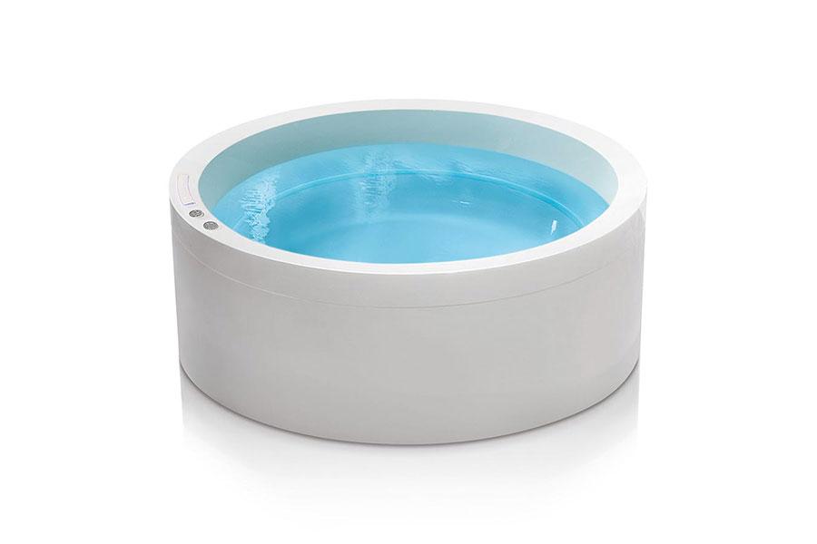 Modello di vasca da bagno rotonda n.13