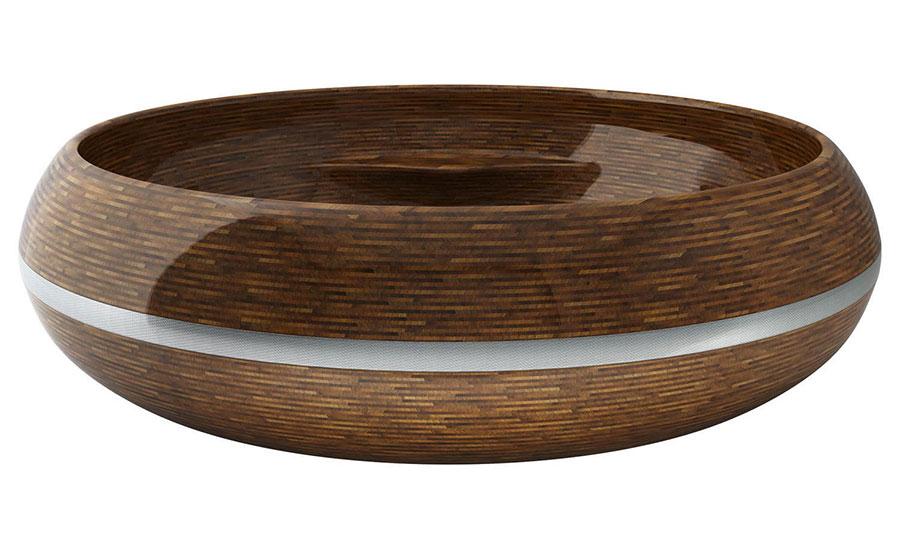 Modello di vasca da bagno rotonda n.20